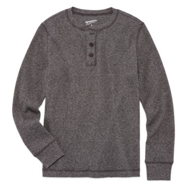 jcpenney.com | Arizona Long Sleeve Henley Shirt - Big Kid