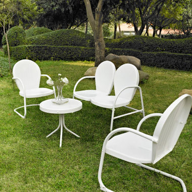 jcpenney.com | Griffith Metal 4-pc. Patio Lounge Set