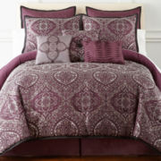 Home Expressions Bristol 7-pc. Comforter Set & Accessories