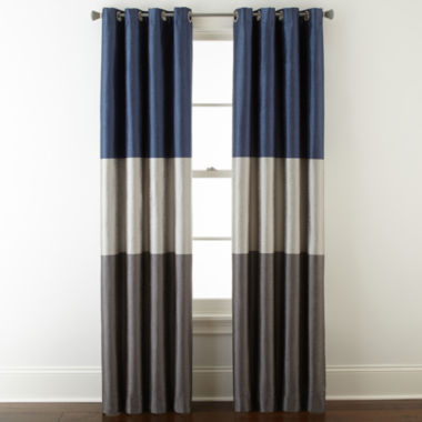 jcpenney.com | Studio™ Trio Grommet-Top Curtain Panel