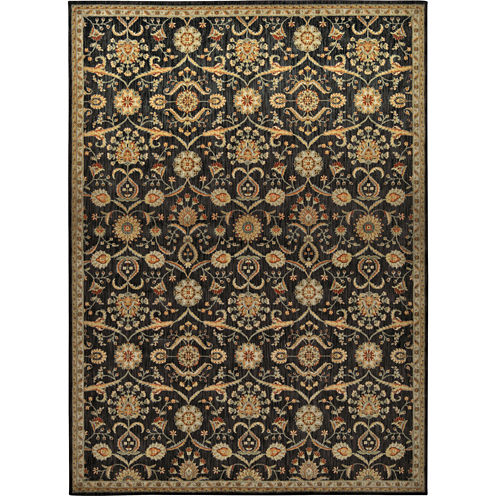 Kathy Ireland® Persian Treasure Rectangular Rug