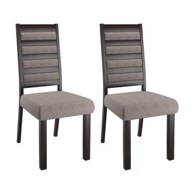 jcpenney.com | Bistro Ladder Back Dining Chairs Set Of 2