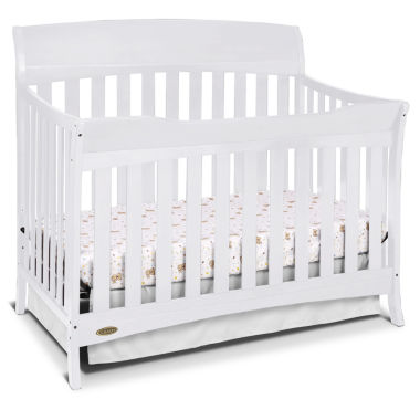 jcpenney.com | Graco Lennon 4-in-1 Convertible Crib