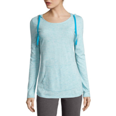 jcpenney.com | Made for Life™ Long-Sleeve Hoodie - Tall
