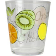 Zak Designs® Sorbet Set of 6 Tumblers