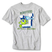 Disney Monsters U Training Mike Graphic Tee - Boys 2-10