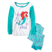 Disney Ariel 2-pc. Pajamas - Girls 2-10