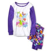 Disney Tinker Bell 2-pc. Pajamas - Girls 2-10