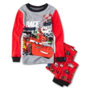 Disney Cars 2-pc. Pajama Set - Boys 2-10