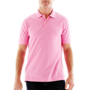 St. John's Bay® Legacy Solid Piqué Polo Shirt (copy)