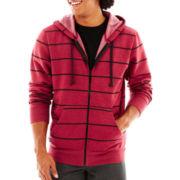 HoodieBuddie™ Hooded Zip-Front Sweatshirt
