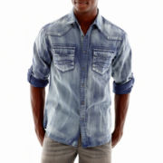 Chalc Denim Shirt