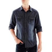 Chalc Striped Shirt
