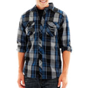 Chalc Plaid Shirt