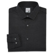 JF J. Ferrar® Dotted Dress Shirt