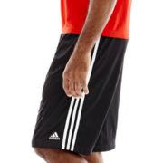 adidas® Triple Up Mesh Shorts