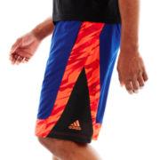 adidas® Edge Camo Shorts