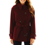 Worthington® Short Belted Trench Coat