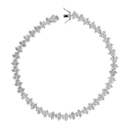 CZ by KENNETH JAY LANE Cubic Zirconia Choker
