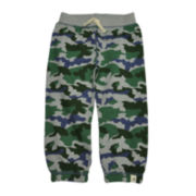 Burt's Bees Baby™ French Terry Camo Pants - Baby Boys 3m-24m