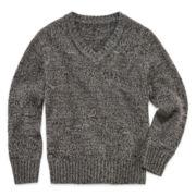 Arizona V-Neck Sweater - Toddler Boys 2t-5t