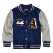 Arizona Varsity Jacket - Toddler Boys 2t-5t
