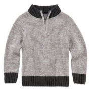 Arizona Marled Sweater- Toddler Boys 2t-5t