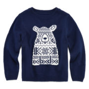 Arizona Critter Sweater - Toddler Boys 2t-5t