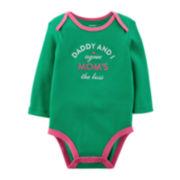Carter's® Mom's the Boss Bodysuit - Baby Girls newborn-24m