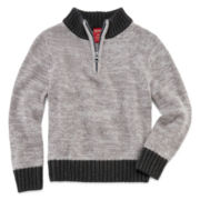 Arizona Quarter-Zip Sweater - Preschool Boys 4-7
