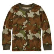 Arizona Graphic Thermal Tee - Preschool Boys 4-7