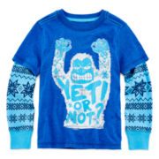 Arizona Long-Sleeve Tee - Preschool Boys 4-7
