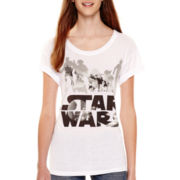 Star Wars® Short-Sleeve Boyfriend T-Shirt