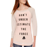 Star Wars® Raglan-Sleeve Baseball T-Shirt