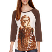 Star Wars® Raglan-Sleeve Baseball T-Shirt