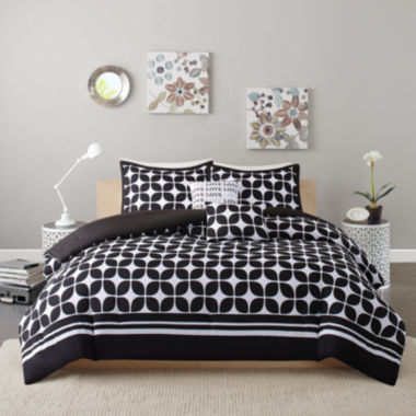 jcpenney.com | Intelligent Design Jillian Comforter Set