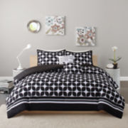 Intelligent Design Jillian Comforter Set