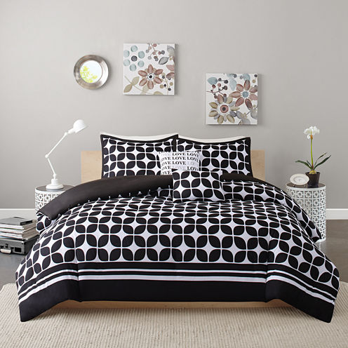 Intelligent Design Jillian Duvet Cover Set