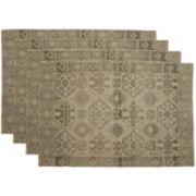 Park B. Smith® Bukhara Set of 4 Placemats