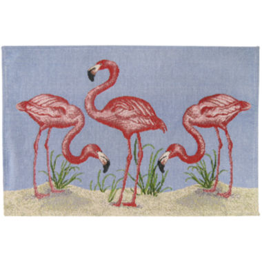 jcpenney.com | Park B. Smith® Flamingo Set of 4 Placemats
