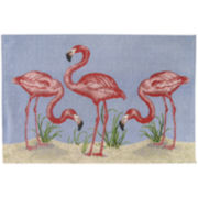 Park B. Smith® Flamingo Set of 4 Placemats