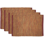 Park B. Smith® Arley Set of 4 Placemats