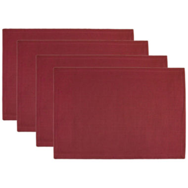 jcpenney.com | Park B. Smith® Westbury Set of 4 Placemats