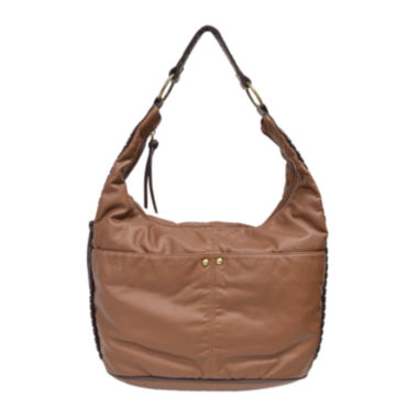 jcpenney.com | Bueno 2Tone Washed Hobo Bag