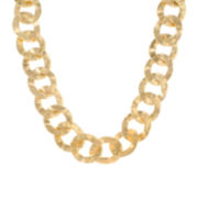 KJL by KENNETH JAY LANE 22K Yellow Gold-Plated Chain Necklace
