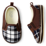 Joe Fresh™ Boys Canvas Slip-On Loafers