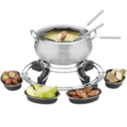 Cuisinart® Lazy Susan Electric Fondue Set