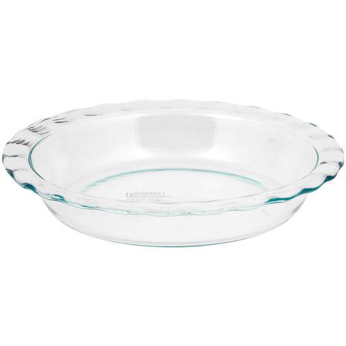 "Pyrex® Easy Grab 9½"" Pie Plate"
