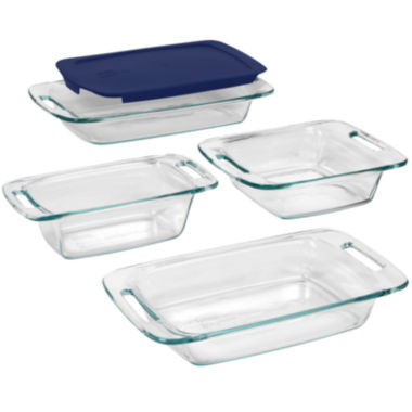 jcpenney.com | Pyrex® Easy Grab 5-pc. Bake Set