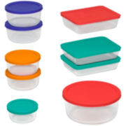 Pyrex® 18-pc. Storage Set +$10 Printable Mail-In Rebate